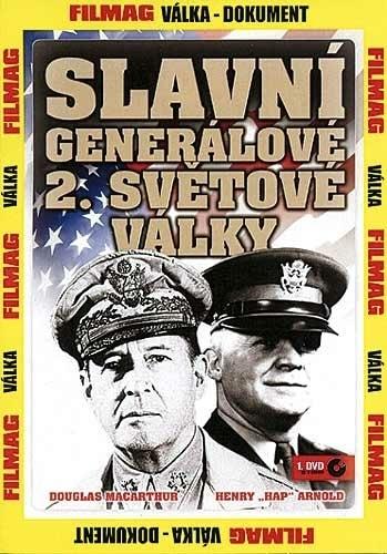 DVD Slavní generálové 2. světové války 1