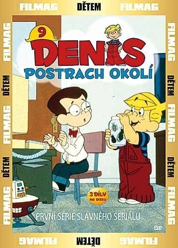DVD Denis - postrach okolí 9
