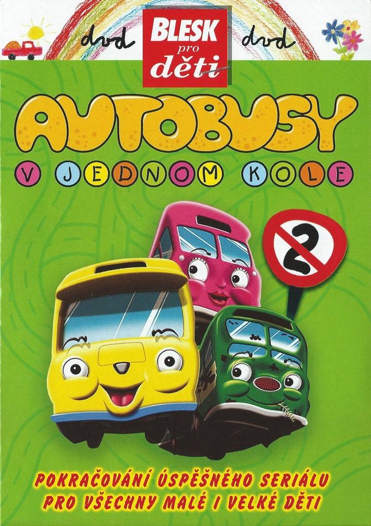 DVD Autobusy v jednom kole 2