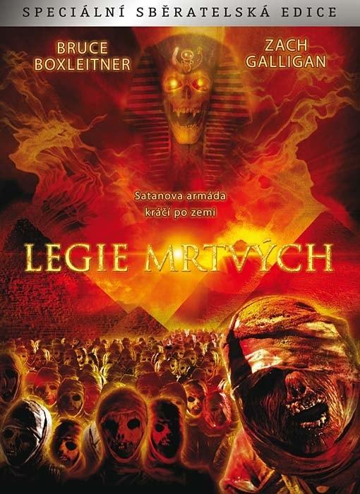 DVD Legie mrtvých (Digipack)