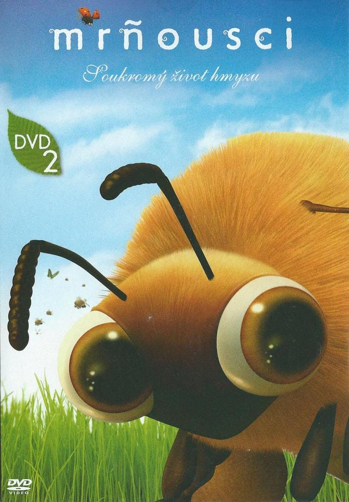 DVD Mrňousci 2