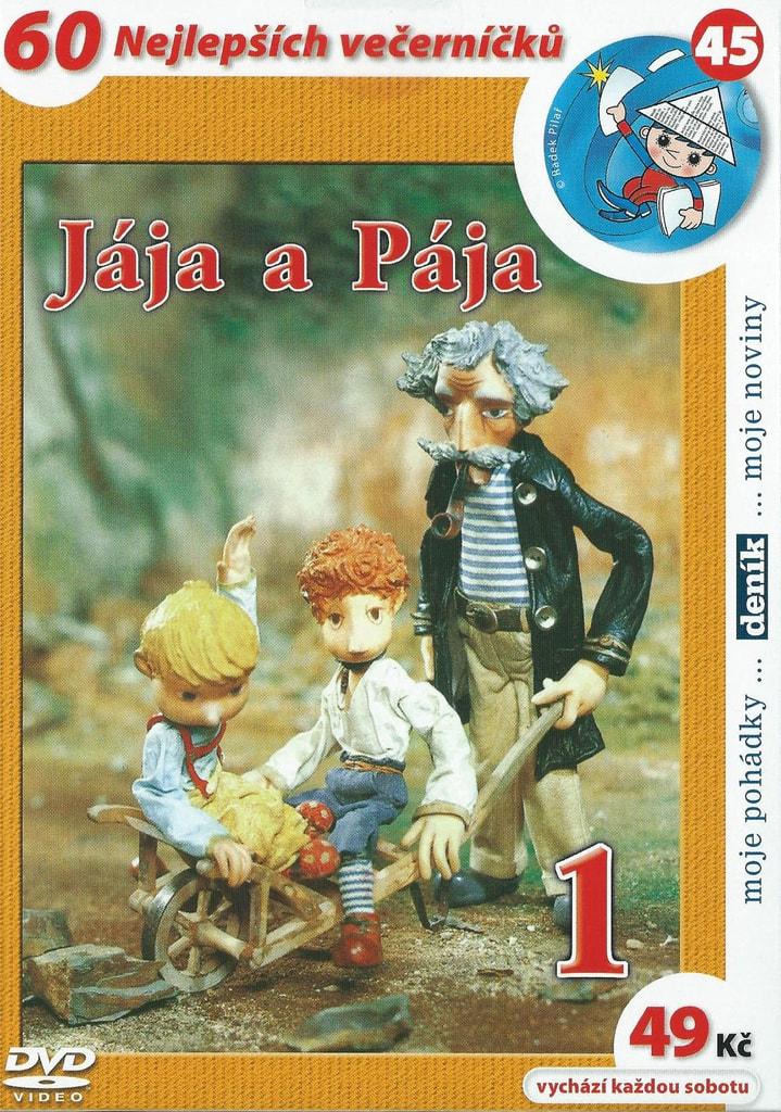 DVD Jája a Pája 1