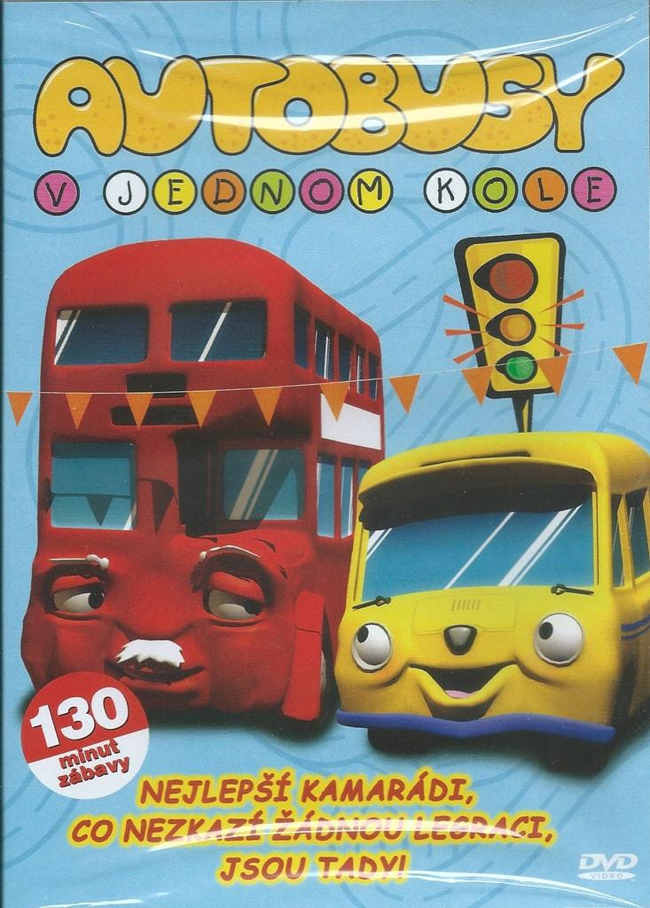 DVD Autobusy v jednom kole 1