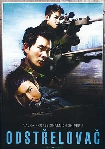 DVD Odstřelovač (Slim box)