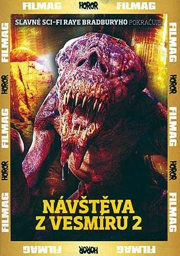 DVD Návštěva z vesmíru 2