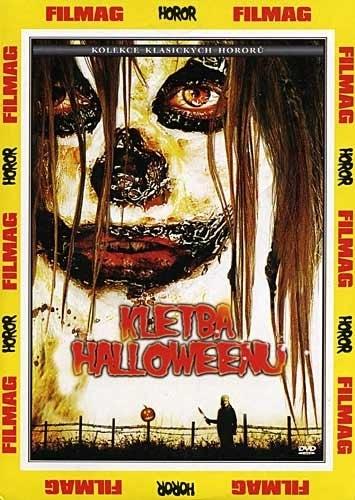 DVD Kletba Halloweenu