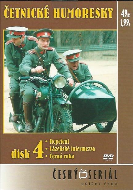 DVD Četnické humoresky 4