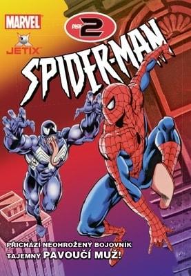 DVD Spiderman 02
