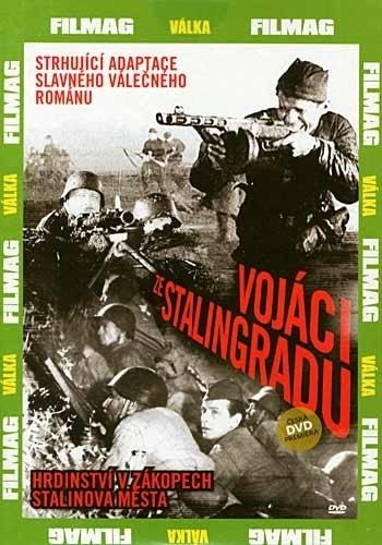 DVD Vojáci ze Stalingradu