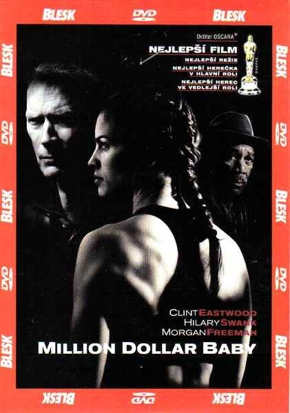 DVD Million Dollar Baby