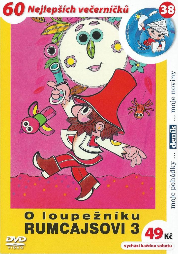 DVD O loupežníku Rumcajsovi 3