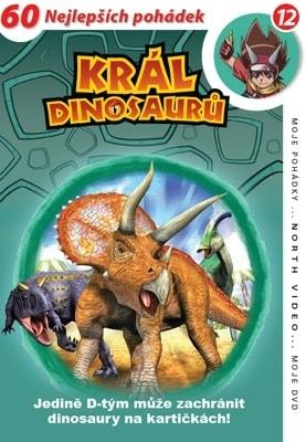 DVD Král dinosaurů 12