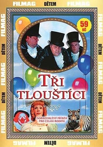 DVD Tři tlouštíci (Slim box)