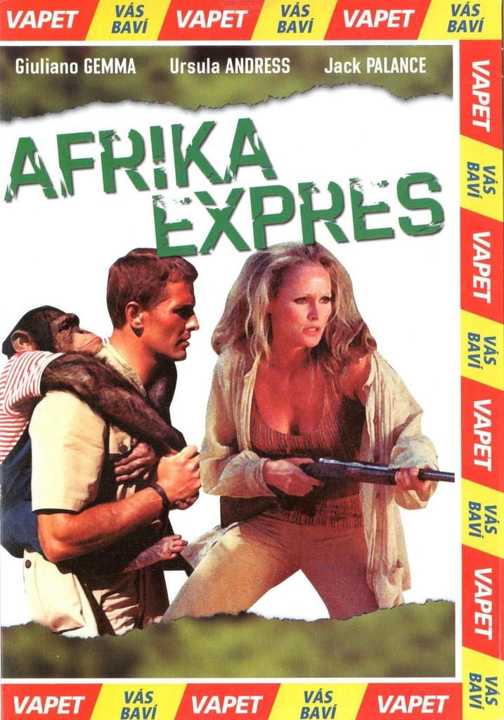 DVD Afrika Expres