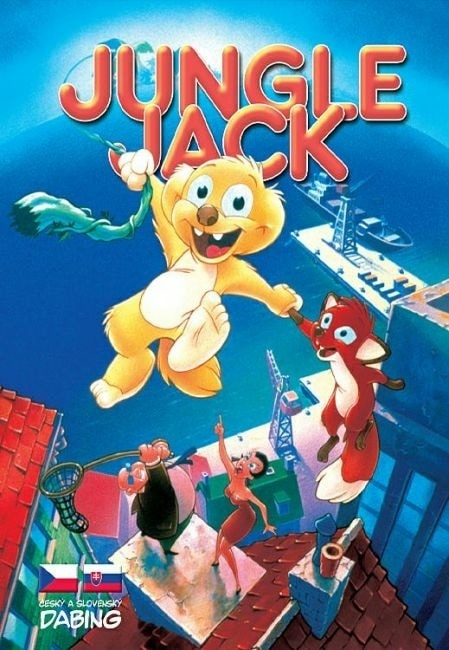 DVD Jungle Jack