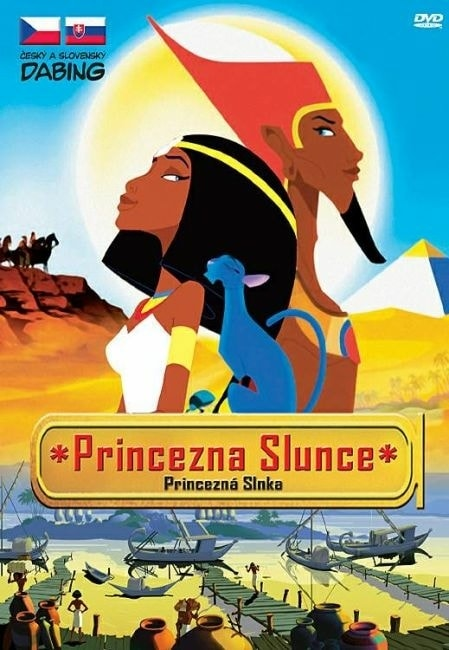 DVD Princezna slunce