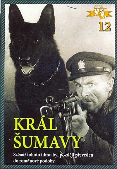DVD Král Šumavy