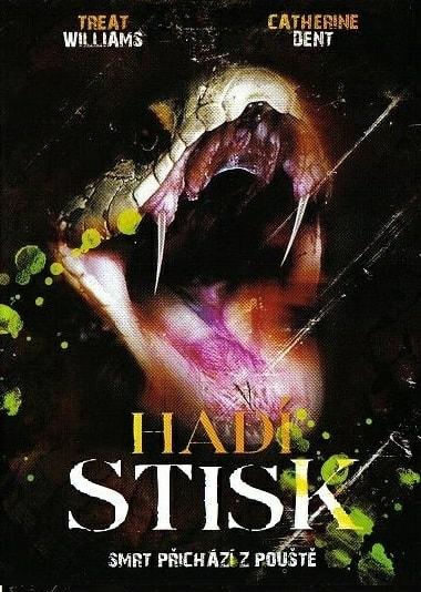 DVD Hadí stisk