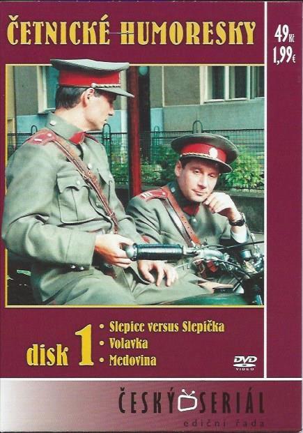 DVD Četnické humoresky 1