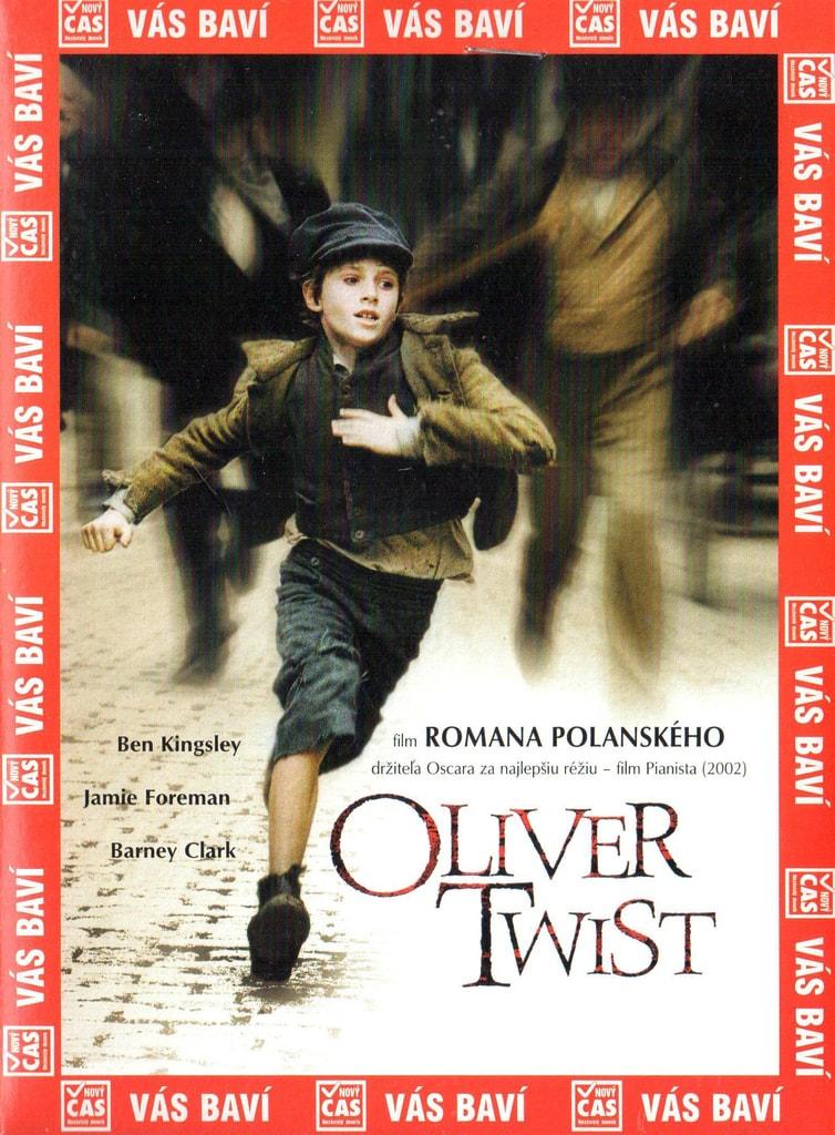 DVD Oliver Twist