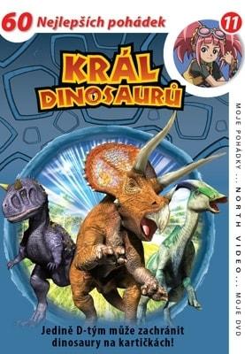 DVD Král dinosaurů 11