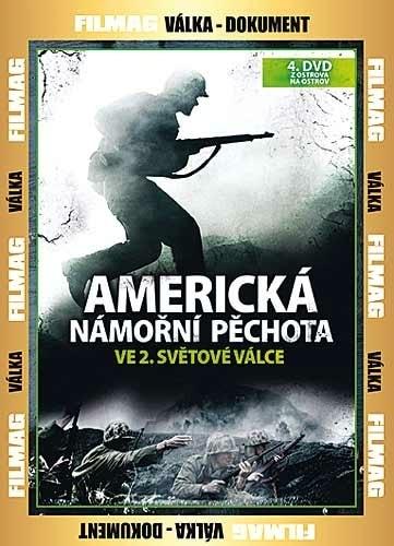 DVD Americká námořní pěchota ve 2. světové válce 4