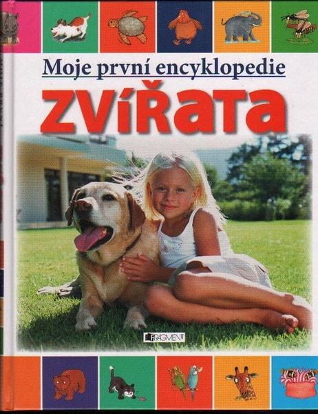 Moje první encyklopedie – ZVÍŘATA