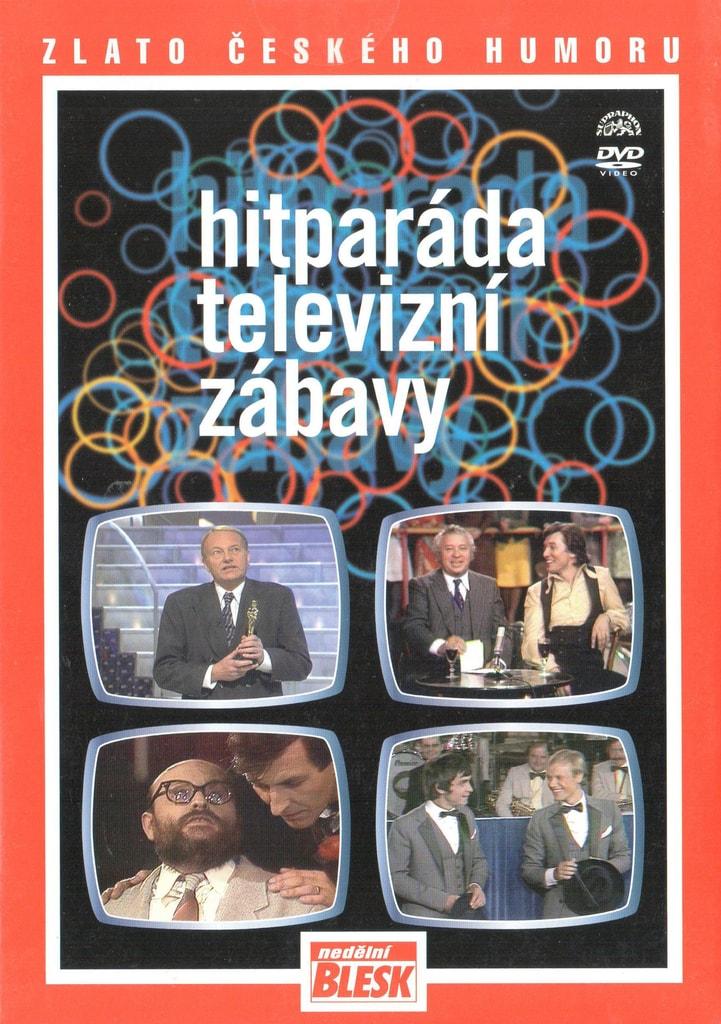 DVD Hitparáda televizní zábavy