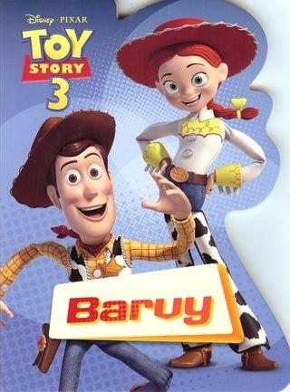 Toy Story 3 Barvy