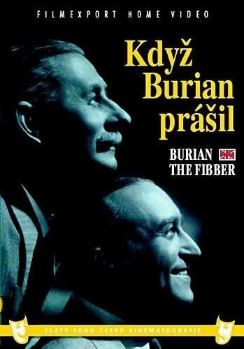 DVD Když Burian prášil