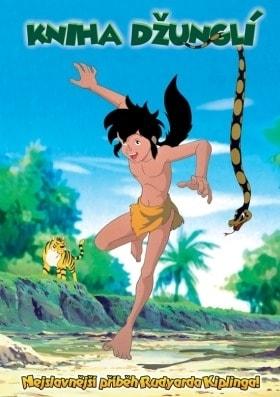 DVD Kniha džunglí