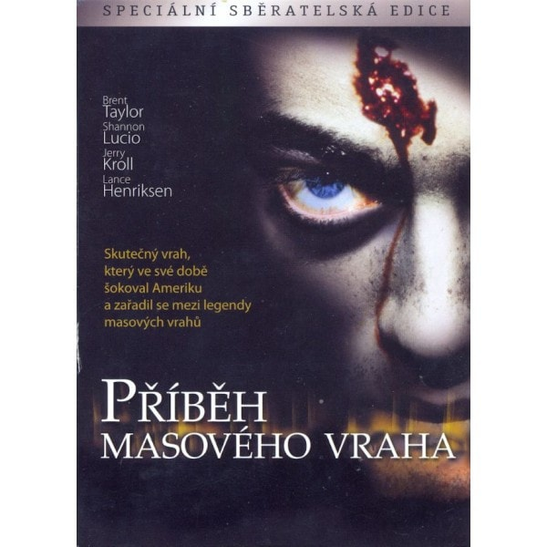 DVD Příběh masového vraha (Starkweather) (Digipack)