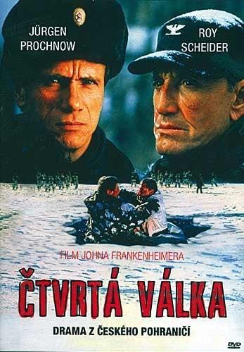 DVD Čtvrtá válka