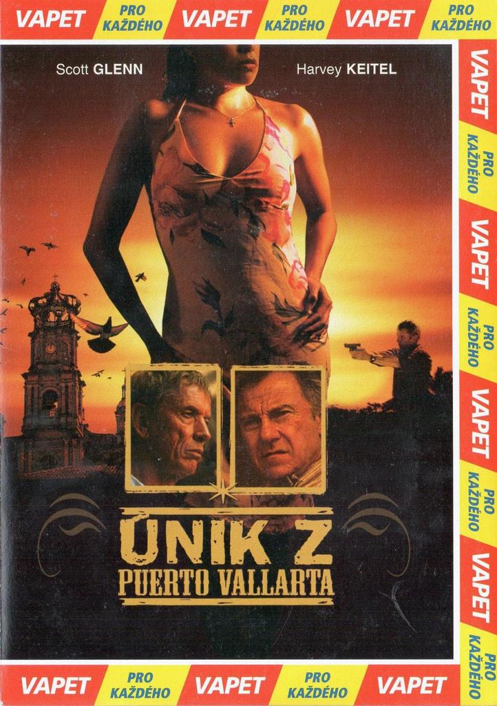 DVD Únik z Puerto Vallarta