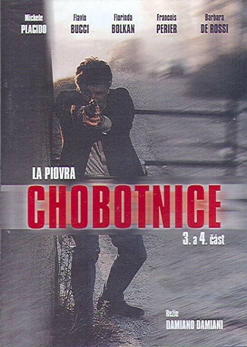 DVD Chobotnice 3. a 4. část