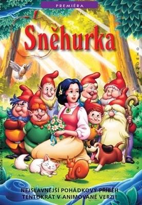 DVD Sněhurka
