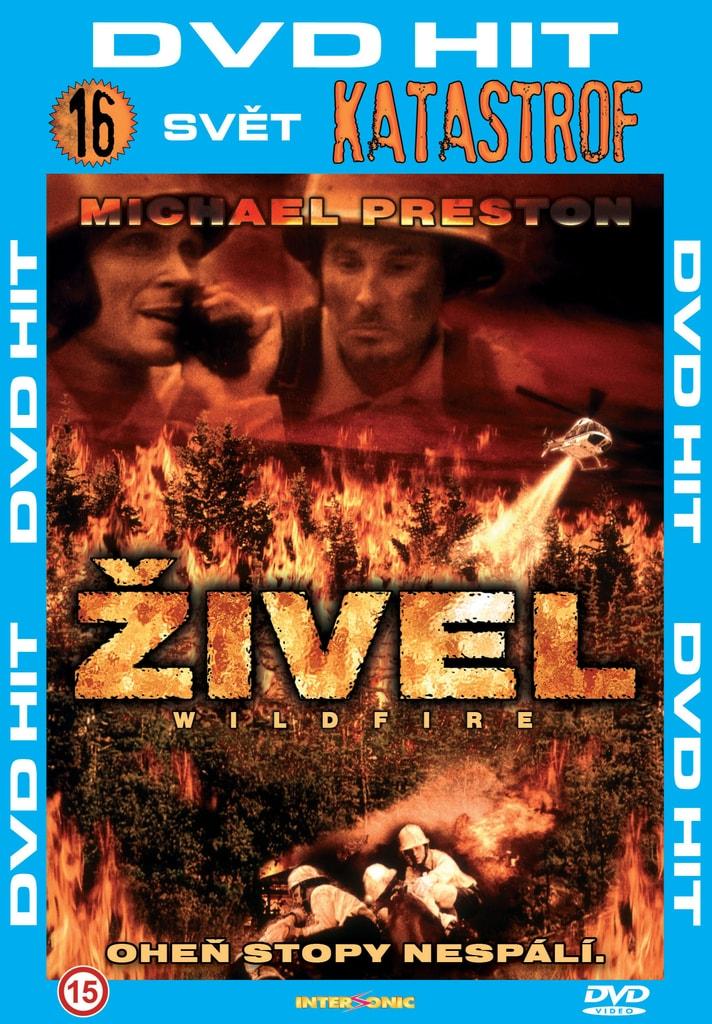 DVD Živel