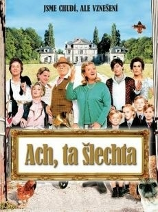 DVD Ach, ta šlechta