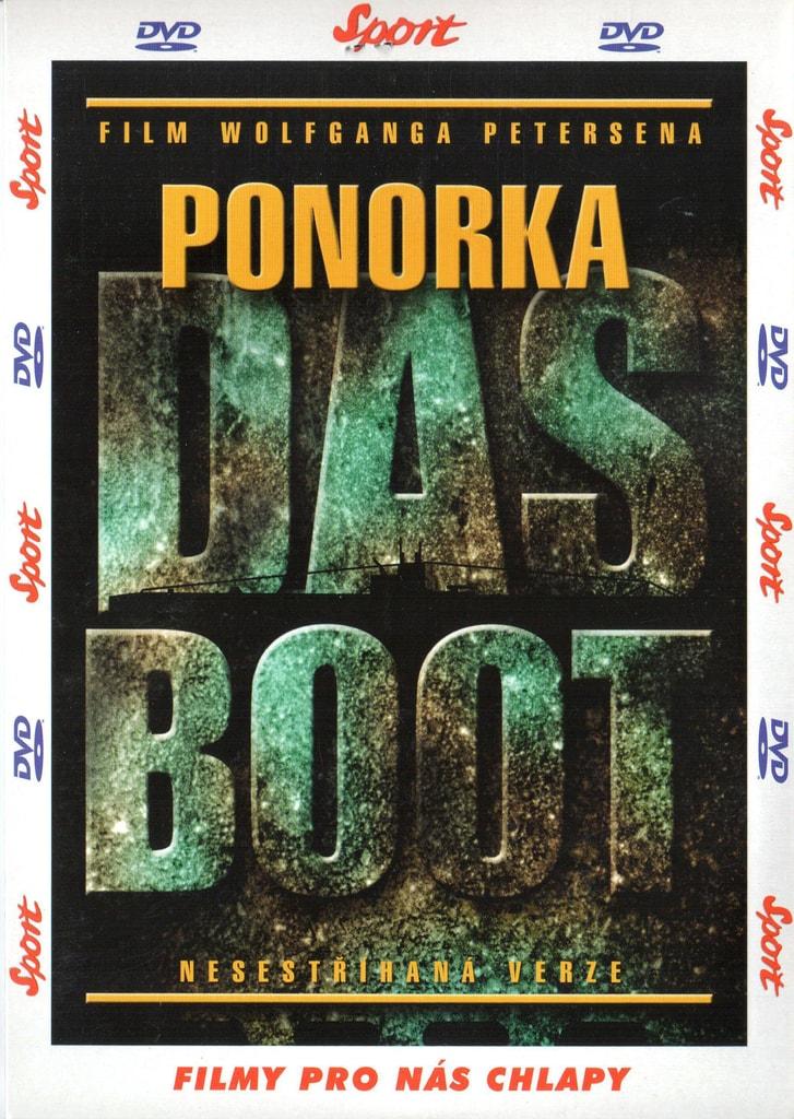 DVD Ponorka - Das boot