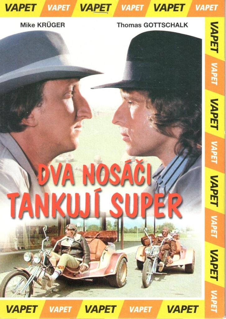 DVD Dva nosáči tankují super
