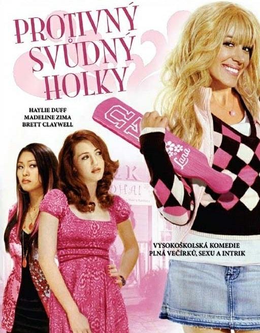 DVD Protivný svůdný holky