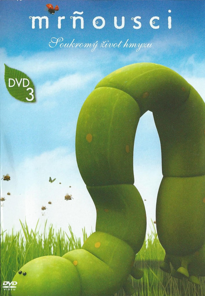 DVD Mrňousci 3