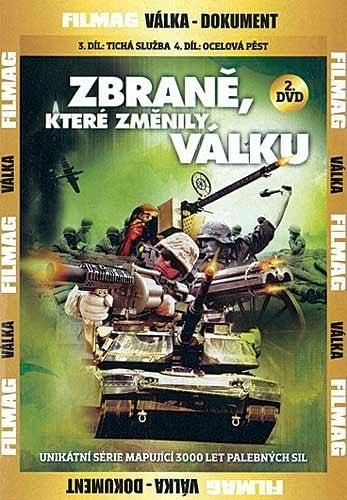 DVD Zbraně, které změnily válku 2
