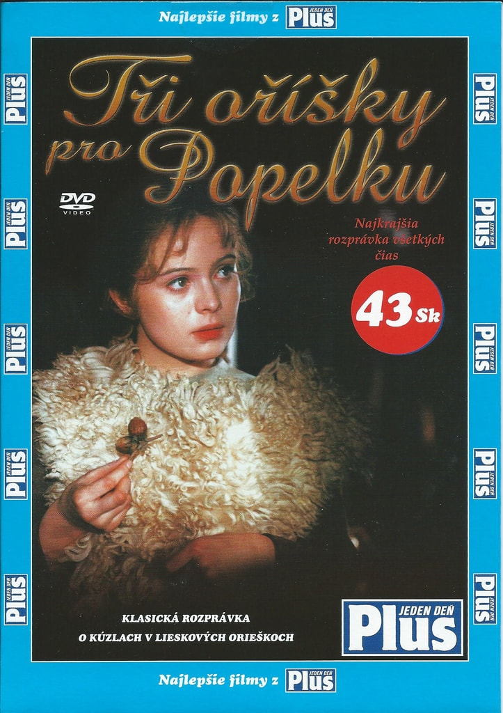DVD Tři oříšky pro Popelku