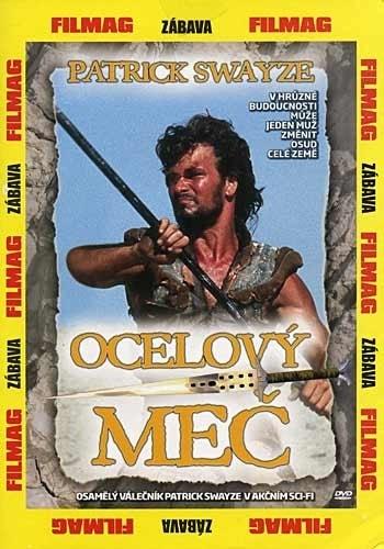 DVD Ocelový meč