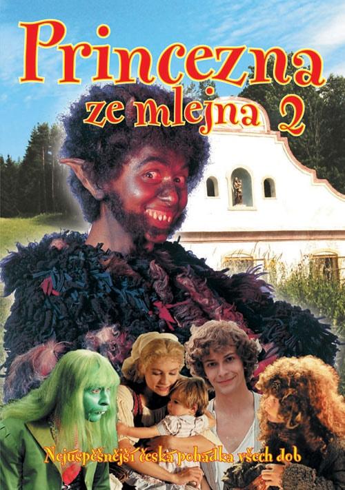 DVD Princezna ze mlejna 2