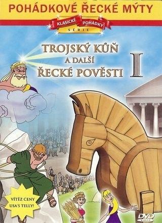 DVD Trojský kůň a další Řecké pověsti 1