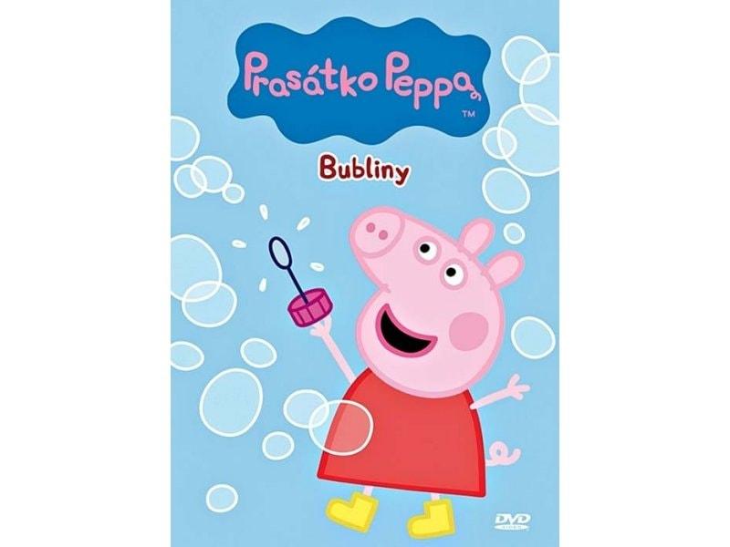 DVD Prasátko Peppa - Bubliny