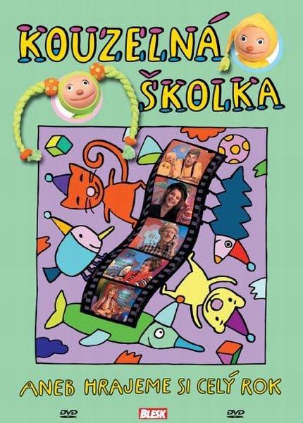 DVD Kouzelná školka