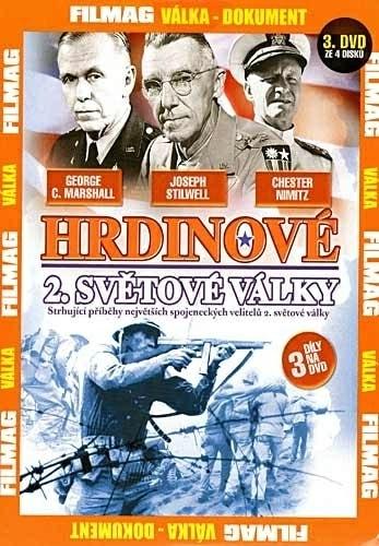DVD Hrdinové 2. Světové války 3